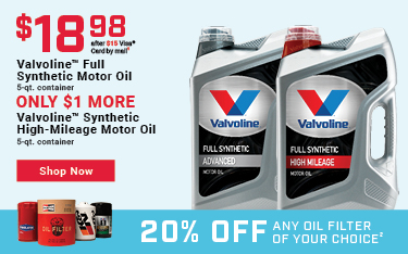 Monthly Oil Promo